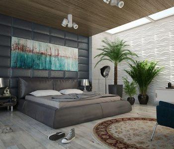 décoration d'intérieure chambre ado